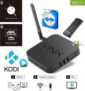 MINIX® NEO-U1 Bundel - Mediaplayer