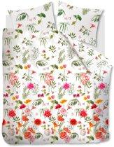 Beddinghouse Corn Poppy - Dekbedovertrek - Eenpersoons - 140x200/220 cm - Rood