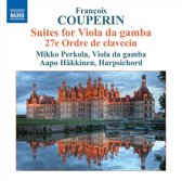 Mikko / Aapo Hakkinen Perkola - Couperin; Suites For Viola Da Gamba