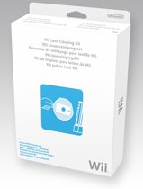 Nintendo Schoonmaak set Wii