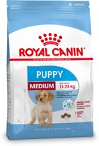 ROYAL CANIN® Medium Junior - hondenvoer - 4 kg