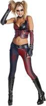 Harley Quinn Batman Arkham City™ kostuum voor vrouwen - Volwassenen kostuums