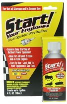 Sta-Bil Start Your Engines! Fuel System Revitalizer