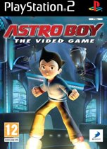 Astro Boy, The Video Game  PS2