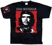 Che Guevara shirt heren M