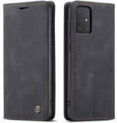 Samsung Galaxy S20 Ultra Hoesje - CaseMe Book Case - Zwart