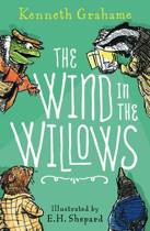Boek cover The Wind in the Willows van Kenneth Grahame (Paperback)