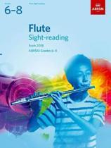 Flute Sight-Reading Tests, ABRSM Grades 6-8