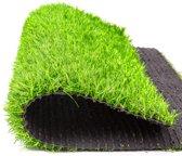 Kunstgras Unifloral Herba Met Drainage Groen 1 x 4M