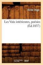 Les Voix Int rieures, Po sies, ( d.1837)