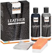 Oranje Furniture Care Leather Care & protection - Onderhoud leer - 2x150 ml
