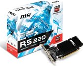 MSI R5 230 2GB DDR3 D-Sub DVI HDMI