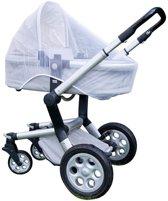 Anti muggennet voor kinderwagen