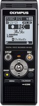 Olympus WS-853 - Voicerecorder - Black - (8GB) inc. Rechargeable Ni-MH Batteries and Case