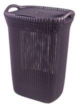 Curver Knit Wasbox - 57l - Paars