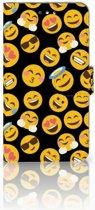 Huawei Y7 2017 | Y7 Prime 2017 Boekhoesje Design Emoji