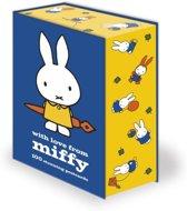 Miffy 100 stunning postcards