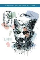 Khufu Blank College Ruled Journal 6x9