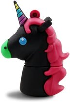 Unicorn zwart - Usb-stick - 16 GB