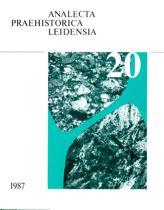 Analecta Praehistorica Leidensia 20 - Analecta praehistorica leidensia