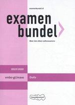 Boek cover Examenbundel vmbo-gt/mavo Duits 2019/2020 van J. Schoeman (Paperback)