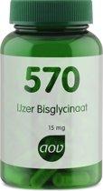 AOV 570 IJzer Bisglycinaat 15 mg 90 tabletten