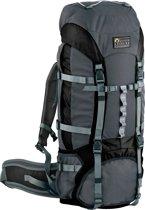 Active Leisure Backpack Equinox 55 - Rugzak - 55 liter - Zwart/Antraciet
