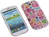 Samsung Galaxy S3 mini Hoesje Love TPULove Kiss