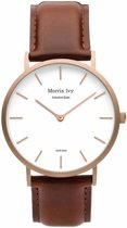 Frosted Rose Gold #ClassicBrown - €10 XMAS Korting!