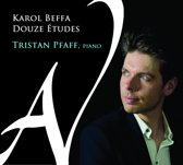 Karol Beffa - Douze Etudes