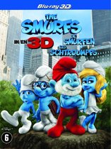 De Smurfen (3D Blu-ray)