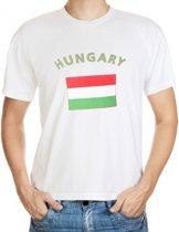 T-shirt Hongarije voor heren L