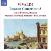 Vivaldi: Bassoon Concertos, Vo
