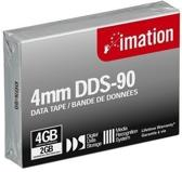 Imation 4mm Dds-90 Data Tape 4gb  1-pack