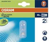 Osram Halopin Eco halogeenlamp 48 W G9 C