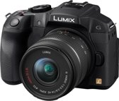Panasonic LUMIX DMC-G6 + 14-42mm
