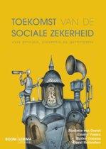 Boek cover Toekomst van de sociale zekerheid van Nicolette van Gestel (Paperback)