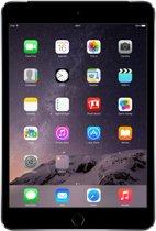 Apple iPad Mini 3 - 4G + WiFi - Zwart/Grijs - 128GB - Tablet