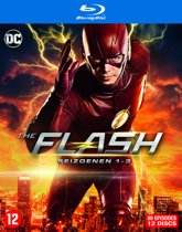 The Flash - Seizoen 1 t/m 3 (Blu-ray)