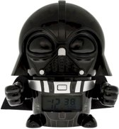 Bulbbotz Wekker Star Wars Darth Vader 14 Cm Zwart