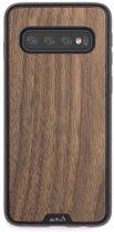 Limitless 2.0 Case Samsung Galaxy S10 hoesje - Walnut