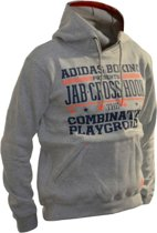 Adidas Graphic Hoodie Jab Cross Hook-M