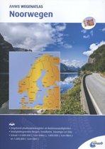 ANWB wegenatlas - Noorwegen