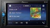 Pioneer MVH-A200VBT Autoradio Multimedia Beeldscherm, Bluetooth en USB - 2-din