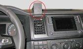 Brodit dashmount Pro Clip centraal gemonteerd voor VW T6 Transport./Pickup 16-16