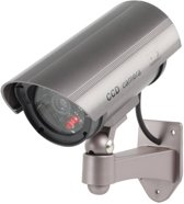 Dummy Camera realistische look met rood knipperend led indicator beveiligingscamera