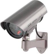 Afbeelding van Dummy Camera realistische look met rood knipperend led indicator beveiligingscamera