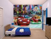 disney/cars Behang Cars Walltastic: 245x305 cm