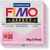 Fimo Effect pastel lichtrose 57 GR 8020-205
