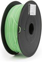 Gembird3 FF-3DP-PLA1.75-02-G - Filament (600 g) PLA, 1.75 mm, 53 mm spoel, groen